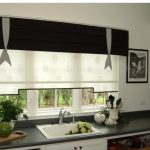 Premium Top Treatment with roller shade